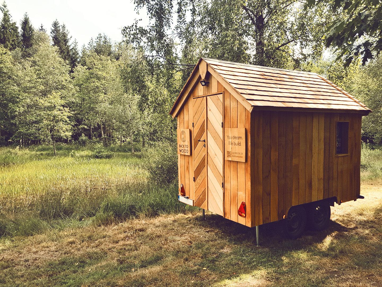 Tiny house brabant wallon