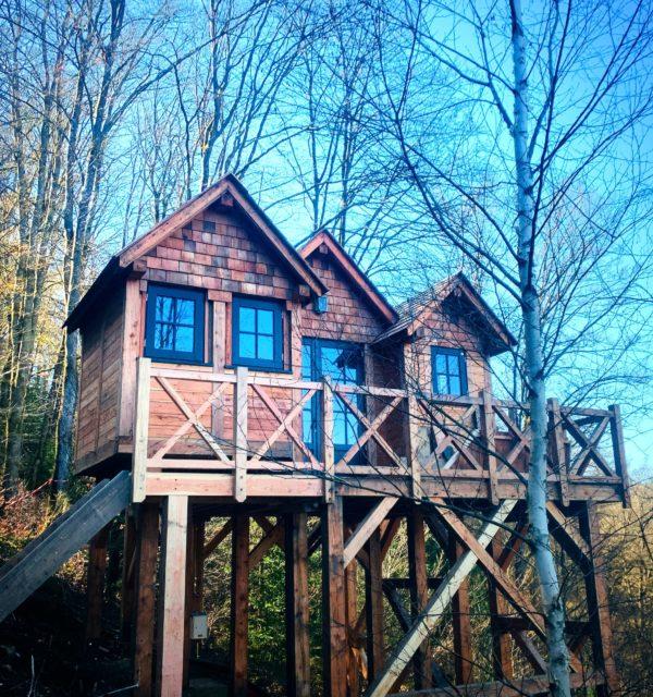 Tiny House sur pilotis (R13)